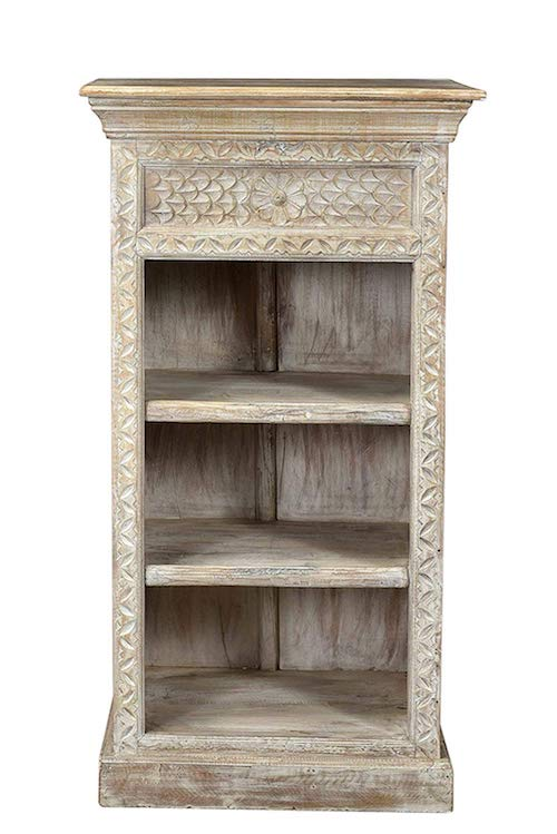 Bookcase with children's books is a great unique gift