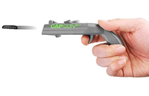 Bottle opener and gun. Father's day gift ideas