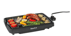 Indoor smokeless bbq grill. Father's Day gift ideas