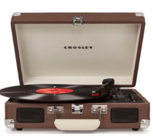 Deluxe Turntable. Father's Day gift ideas