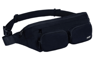 Waist bag fanny pack. Father's Day gift ideas