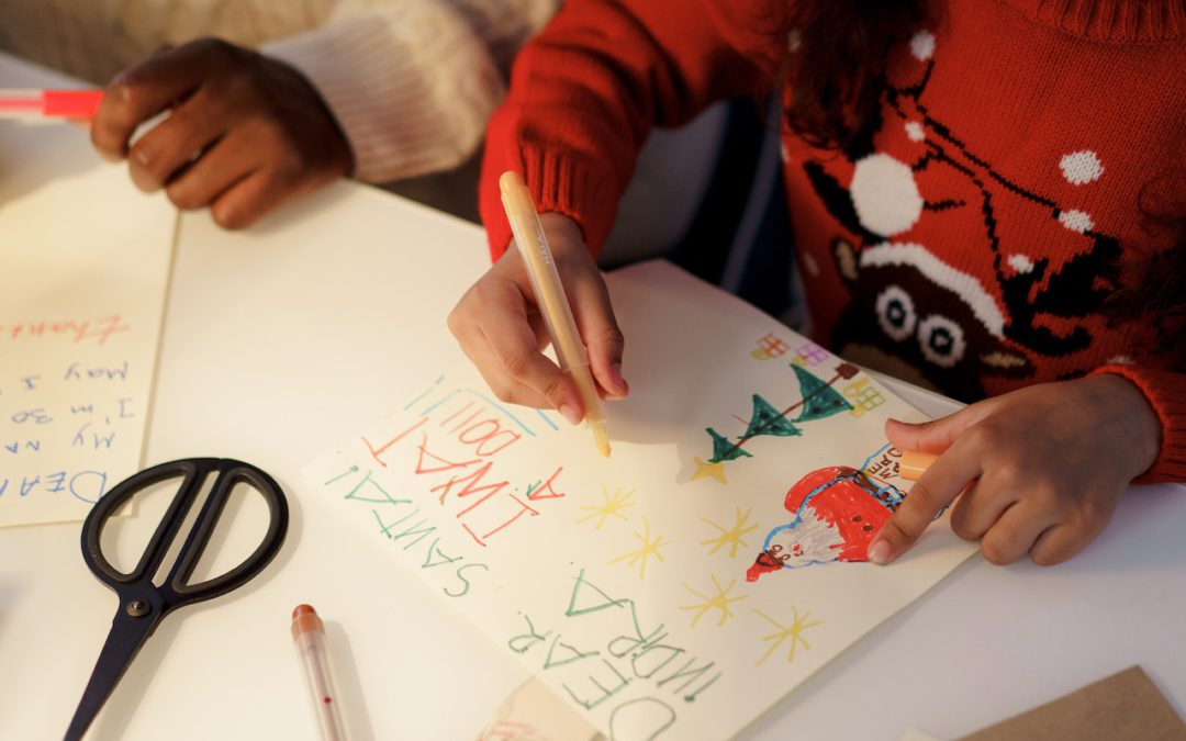 How to Set Up Christmas Lists for Your Children